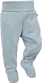 luftagoon Nicki Baby-Hose mit Fuß 100% Bio-Baumwolle für Jungen und Mädchen Strampler-Hose Strampel-Hose Baby-Strampler Baby-Kleidung Baby-Leggings Baby-Strumpfhose Baby-Pumphose Schlafhose