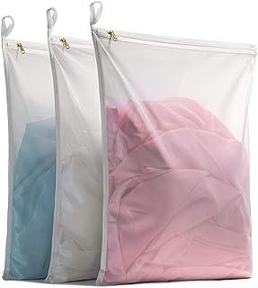 Generic Sac à linge délicat, filet de lavage pour machine à laver, sous-vêtements, collants, soutien-gorge, chaussettes, H...