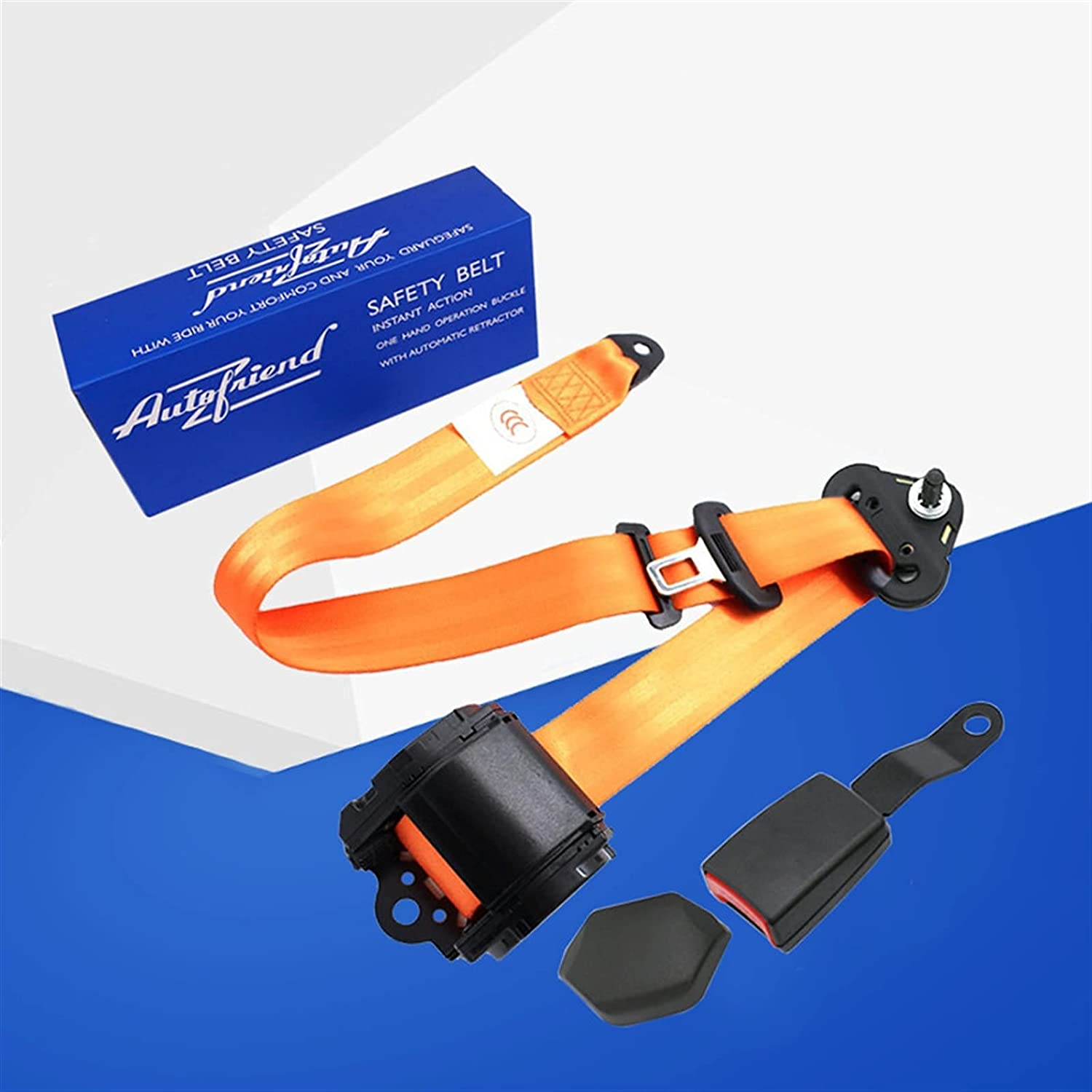 PARTAS Adapter Car Auto 3 Point Diag Seat Safety Lap Belts Industry No. 1 Quality inspection
