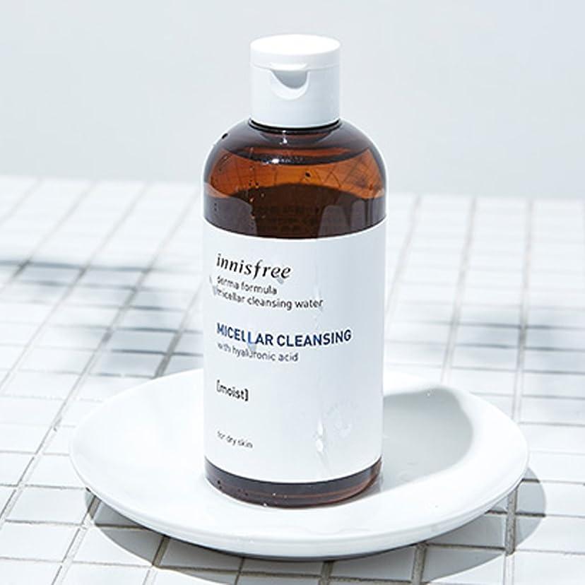 ペスト経歴ベックスイニスフリーダーマフォーミュラミセルクレンジングウォーター250ml Innisfree Derma Formula Micellar Cleansing Water 250ml [海外直送品][並行輸入品] (#1. Moisture)