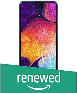 (Renewed) Samsung Galaxy A50 (Blue, 6GB RAM, 64GB Storage) with Offer