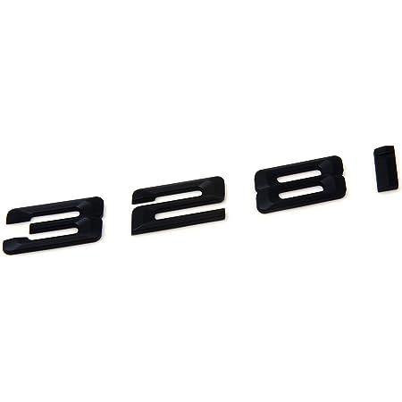 340i 440i 540i 545i 550i Symbol Emblem Sticker Badges for Trunk Tailgate Bumper Decoration 340i