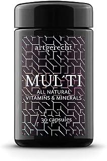 art´gerecht MULTI - 30 cápsulas - Vitaminas 100% naturales para una variedad