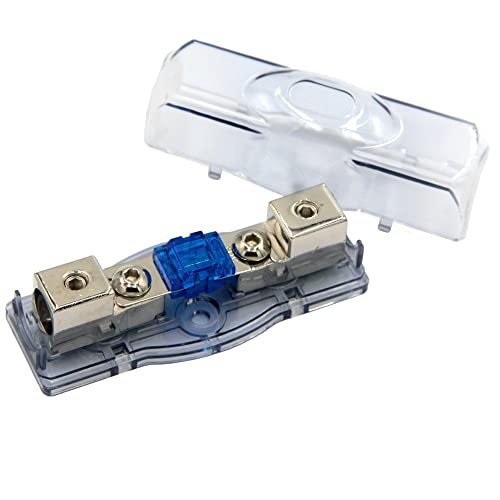 Stupendous Wire Terminal Connectors For Fuse Block Amazon Com Wiring Database Numdin4X4Andersnl