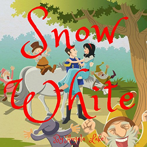 Snow White: Bedtime Story for Kids audiobook cover art