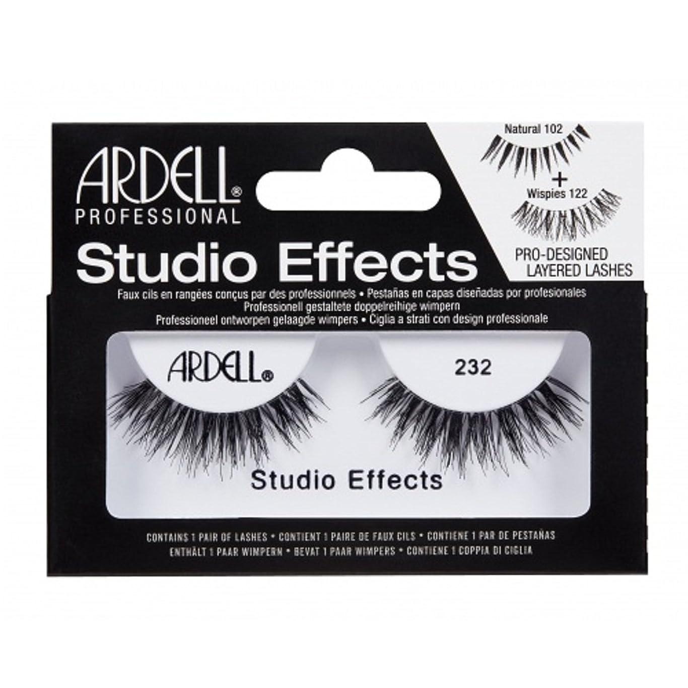 暴行ほぼ趣味Ardell - Studio Effects - 232