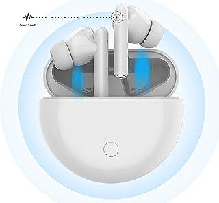 【2020進化版Bluetooth5.0 イヤホン】 Apple Airpods 完全 ワイヤレスイヤホン iPhone Bluetooth ヘッドセット自動ペアリング 蓋を開けて瞬間ペアリング Hi-Fi重低音 最大4-5時間連続音楽再生 マ...