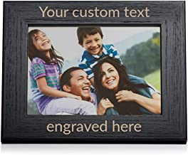 custom size photo frames