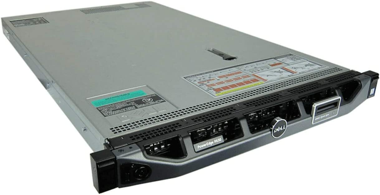 Dell PowerEdge R630 8B 2.5