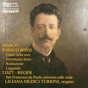 Bossi & Liszt: Composizioni per organo (Works for Organ)