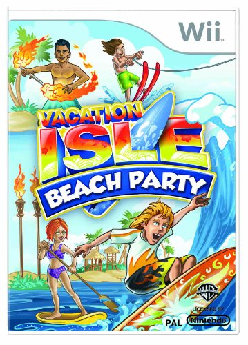 Vacation Isle - Beach Party [import allemand]