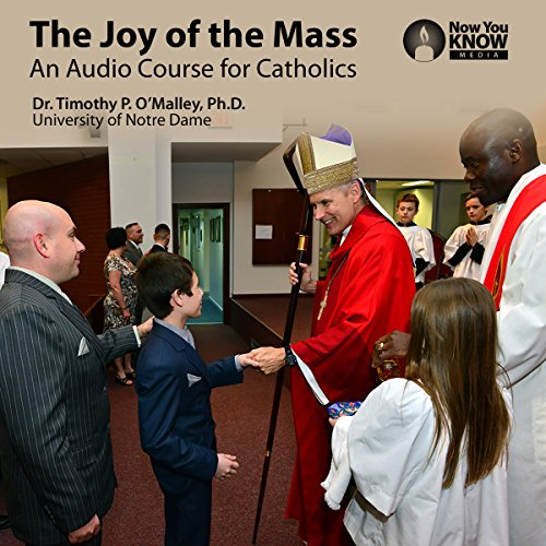 The Joy of the Mass audiobook cover art