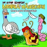 Die kleine Schnecke Monika Haeuschen 2: Warum haben Gaense Federn?