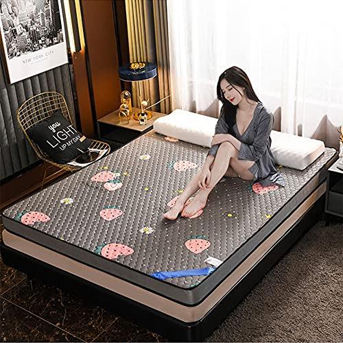 LIKE99 Tatami Futón,Algodón Compuesto Respirable Colchón De Tatami,Dormitorio Estudiantil Plegable Colchón Futón Tatami,Futón Japonés 150x200cm(59x79inch)