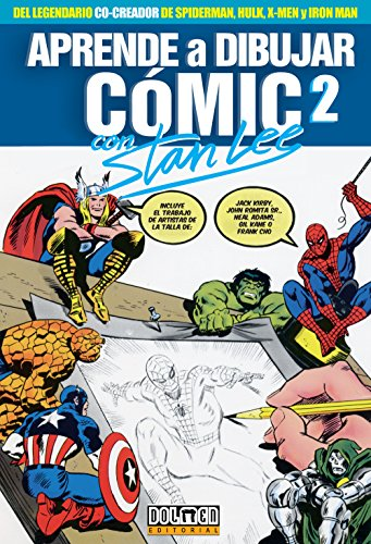 Aprende a dibujar cómic con Stan Lee 2