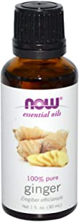 now foods essential oils ginger