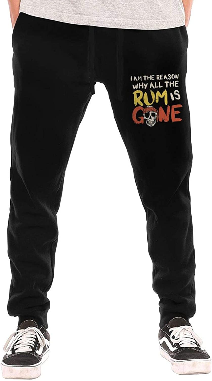 Funny Pirate The Popular product Reason Rum is Import Sports Man Gone P Sign