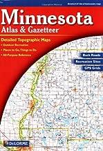 Minnesota Atlas & Gazetteer (Delorme Atlas & Gazetteer)