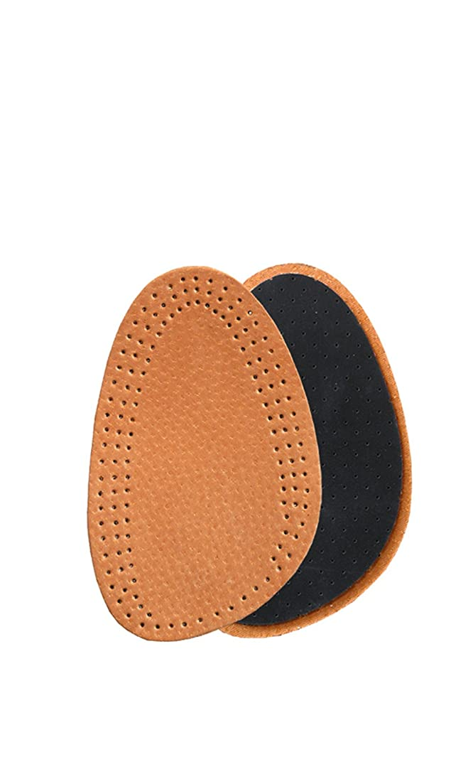 Kaps Halfled Half Insoles - Comfortable Leather & Latex - Inserts