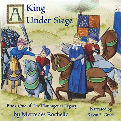 A King Under Siege cover art