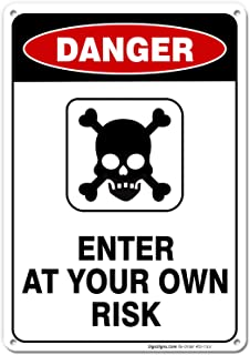 Best enter at your own risk Reviews
