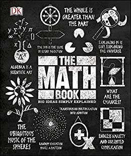 The Math Book (Big Ideas) by [DK]