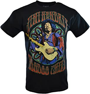 Jimi Hendrix Authentic Voodoo Child Concert T-Shirt - Rock - Music - Guitar -