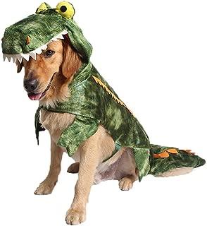 Best crocodile suit for dog Reviews