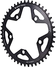 Wolf Tooth Components Drop-Stop Chainring - 110 BCD - 50T