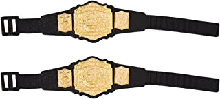TNA Jakks Set of Two Tag Team Championship Action Figure Belts by TNA