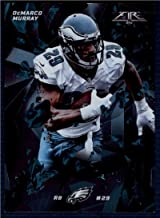 Football NFL 2015 Topps Fire Onyx #60 DeMarco Murray #60 NM+ Eagles