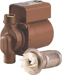 Taco 006-B4 Circulator Pump, 0-11 Gpm Flow Range, 1/4 hp, 3/4