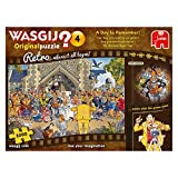 Jumbo Piece Wasgij Retro Original 4-A Day to Remember 1000 Piezas Jigsaw Puzzle (19176)