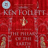 Bargain Audio Book - The Pillars of the Earth