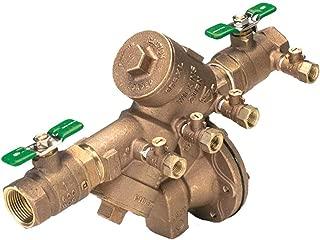 Wilkins 115-975XL2 1.5-Inch Lead Free Reduced Pressure Backflow Preventer