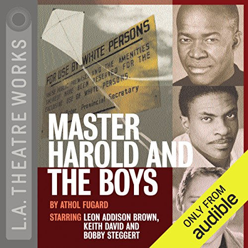 Master Harold and the Boys cover art