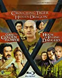 Crouching Tiger Hidden Dragon, House of Flying Daggers, Curse of the Golden Flower