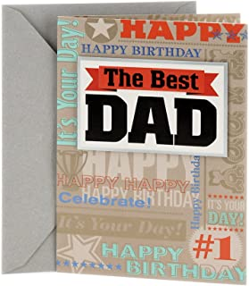 Hallmark Birthday Card to Father (Best Kind of Dad)