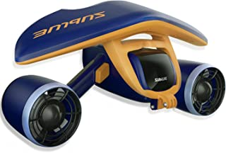 SUBLUE WhiteShark Mix 水中スクーター デュアルモーター 水下40M防水 電動スクーター ウォータースポーツ ダイビング用...