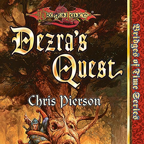 Dezra's Quest audiobook cover art