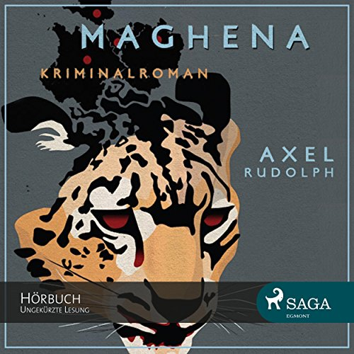 Maghena audiobook cover art