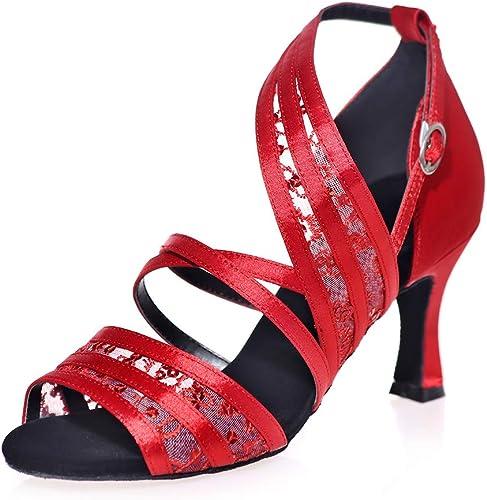 más orden Malla Patchwork zapatos zapatos zapatos de Baile