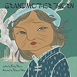 Grandmother Thorn by Katey Howes, illustrated by Rebecca Hahn