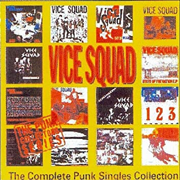 The Complete Punk Singles Collection