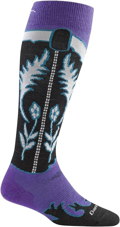 Darn Tough Merino Wool Ski Belle Starr Ultralight Sock  Women's