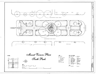 mount vernon blueprints