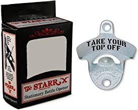 Take Your Top Off - Starr Metal Wall Mount Bottle Opener