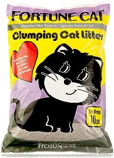 Fortune CAT Superior Odor Control Clumping Cat Litter 10 lbs
