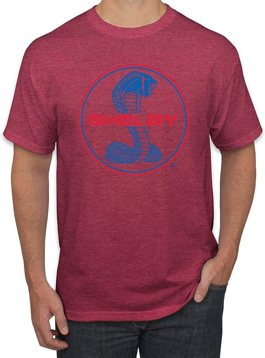Shelby Cobra USA Logo Emblem Powered Mens by Motors Under blast sales Cars Branded goods Ford