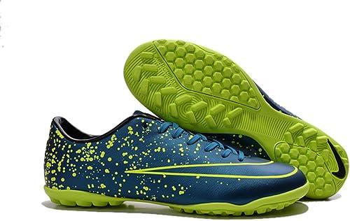 Yurmery Chaussures de Football pour Homme Vert de football football Mercurial Victory V TF Bottes  livraison rapide et livraison gratuite sur toutes les commandes